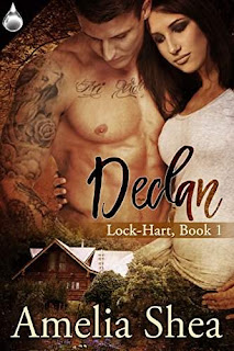 Declan - contemporary romance by Amelia Shea