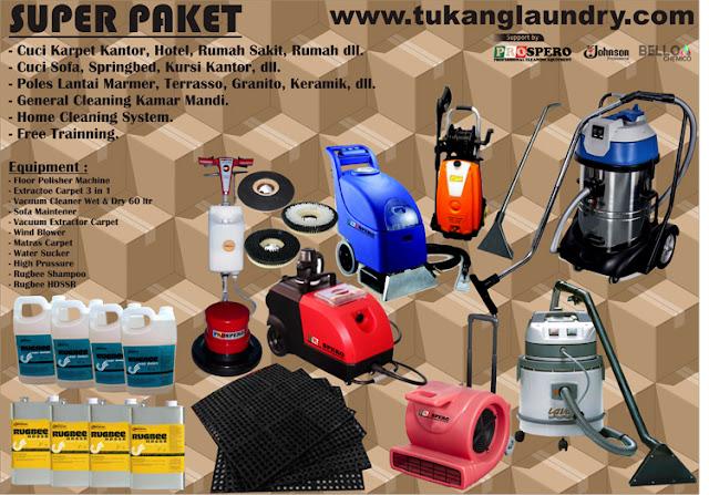 Setrika uap laundry, mesin pengering laundry, cara usaha laundry kiloan
