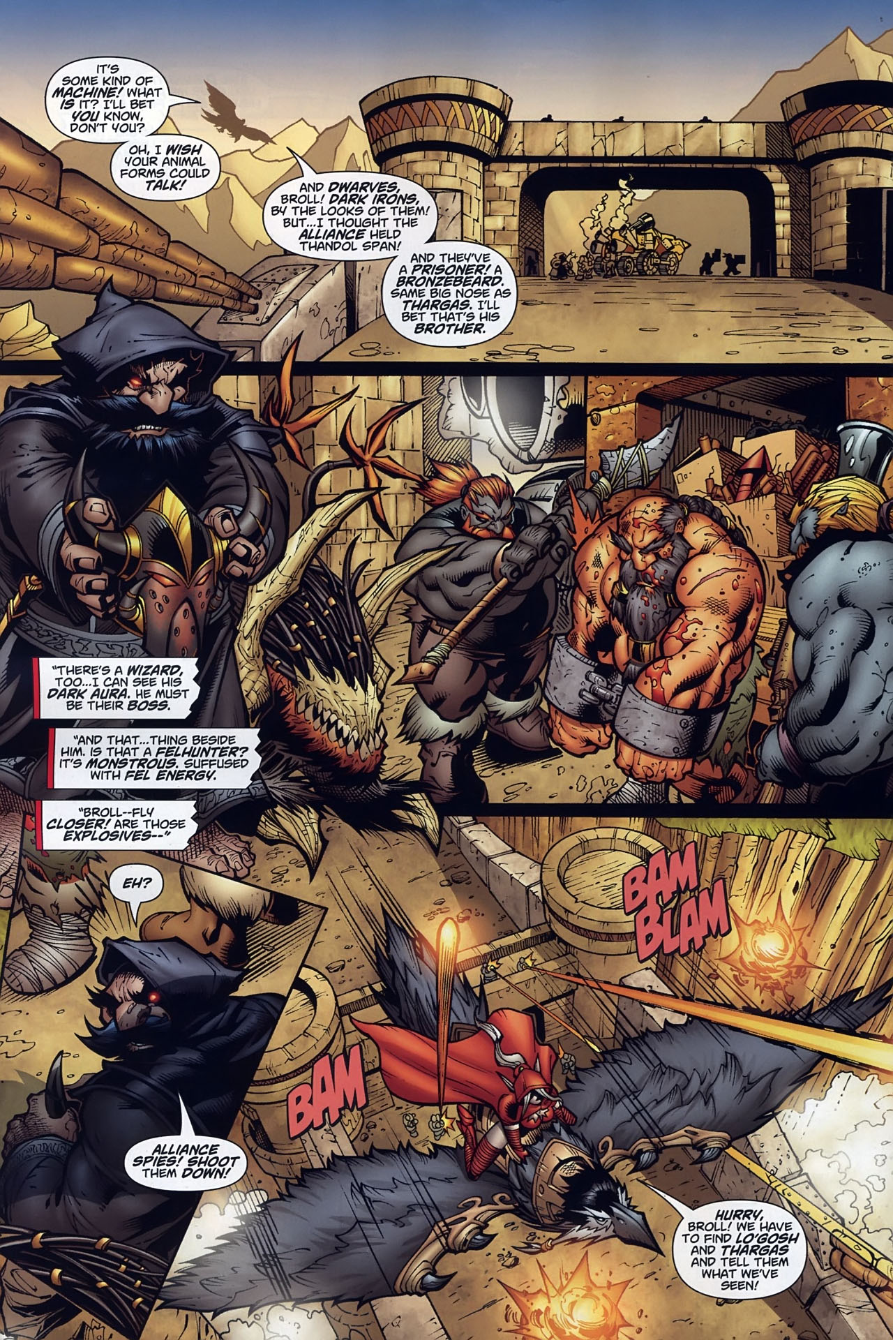 Read online World of Warcraft comic -  Issue #10 - 7