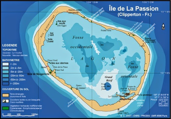 Ilha de Clipperton | França