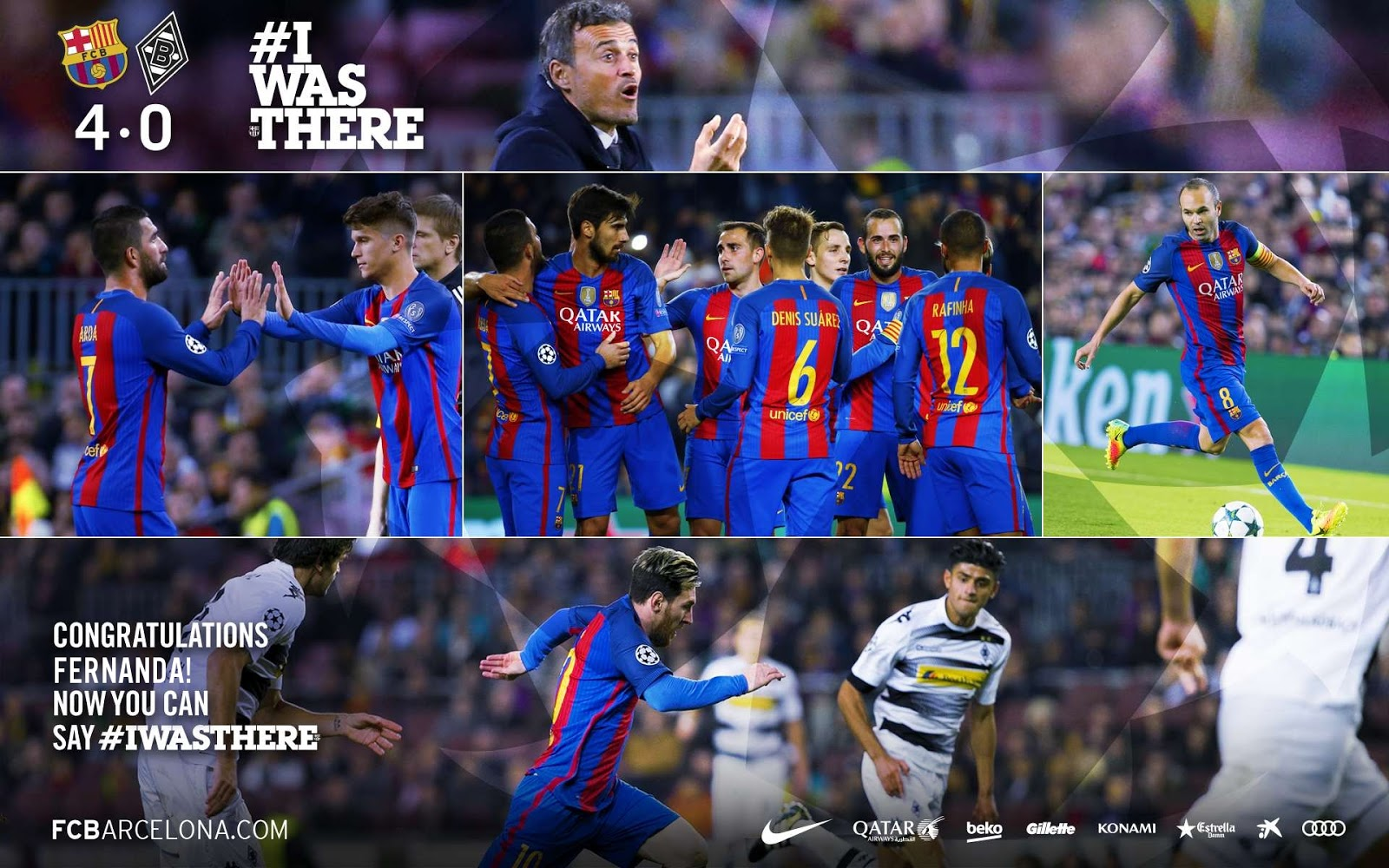 c1712900b0c83 Tá indo pra onde   Como é ver um jogo do Barça no Camp Nou!