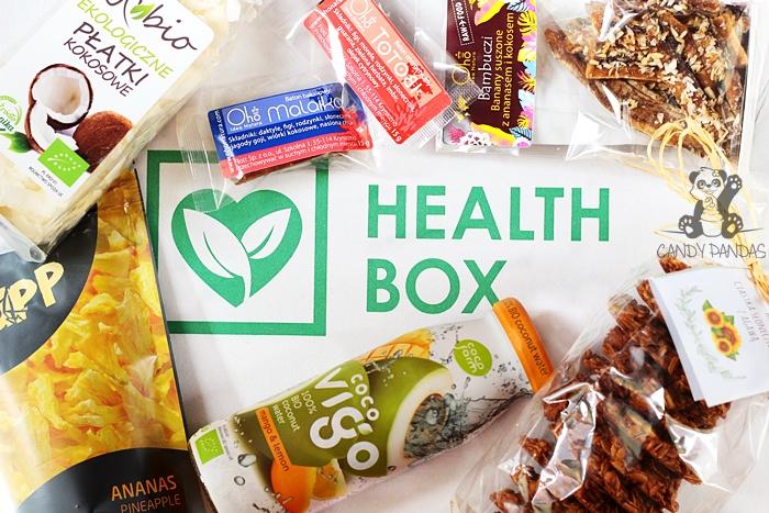 Pudełko zdrowych skarbów cz.7 - health box (health-box.pl)
