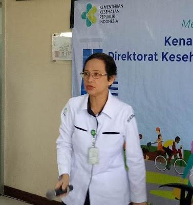 Direktur Kesehatan Kerja dan Olahraga