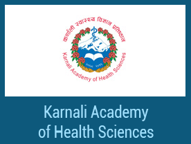 Karnali Academy of Health Science logo