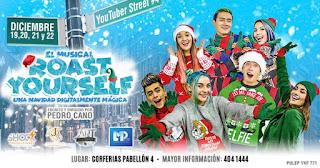 POS Roast Yourself ¡El Musical! en Bogotá 2018