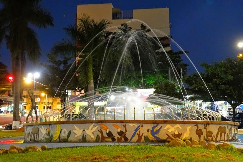 O que fazer em Caldas Novas e Rio Quente - Praça Primavera