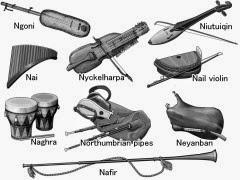 Nafir - Nyckelharpa