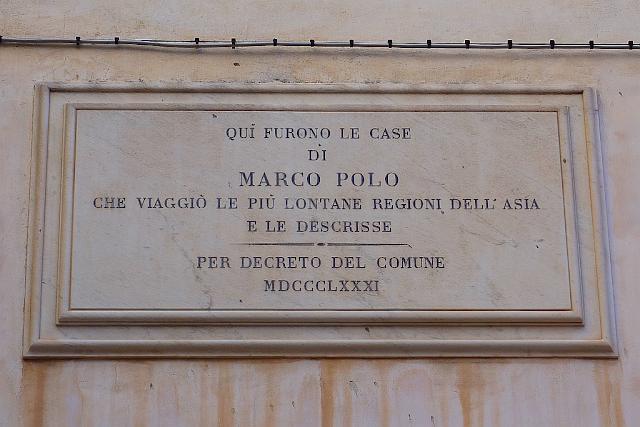 Kde je v Benátkách dům Marca Pola? Benátky, historie, Marco Polo, cestování, benátské záhady a tajemství