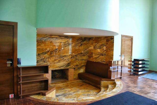 le blog des amis de la villa cavrois int rieur. Black Bedroom Furniture Sets. Home Design Ideas