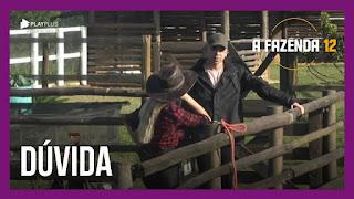 A Fazenda 12 – Lucas questiona Carol – Fazendeira inicia tarefas – Mateus diz Luiza é protagonista