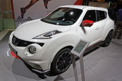 Nissan Juke Nismo RS Image