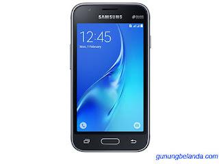 Cara Flashing Samsung Galaxy J1 Mini Dual SM-J105F