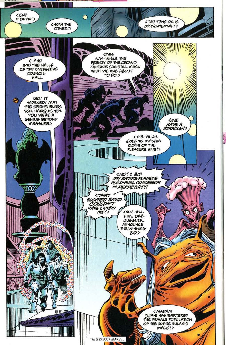 Read online Silver Surfer (1987) comic -  Issue #115 - 24
