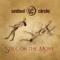 independent brazilian rock band album - united circle - still on the move