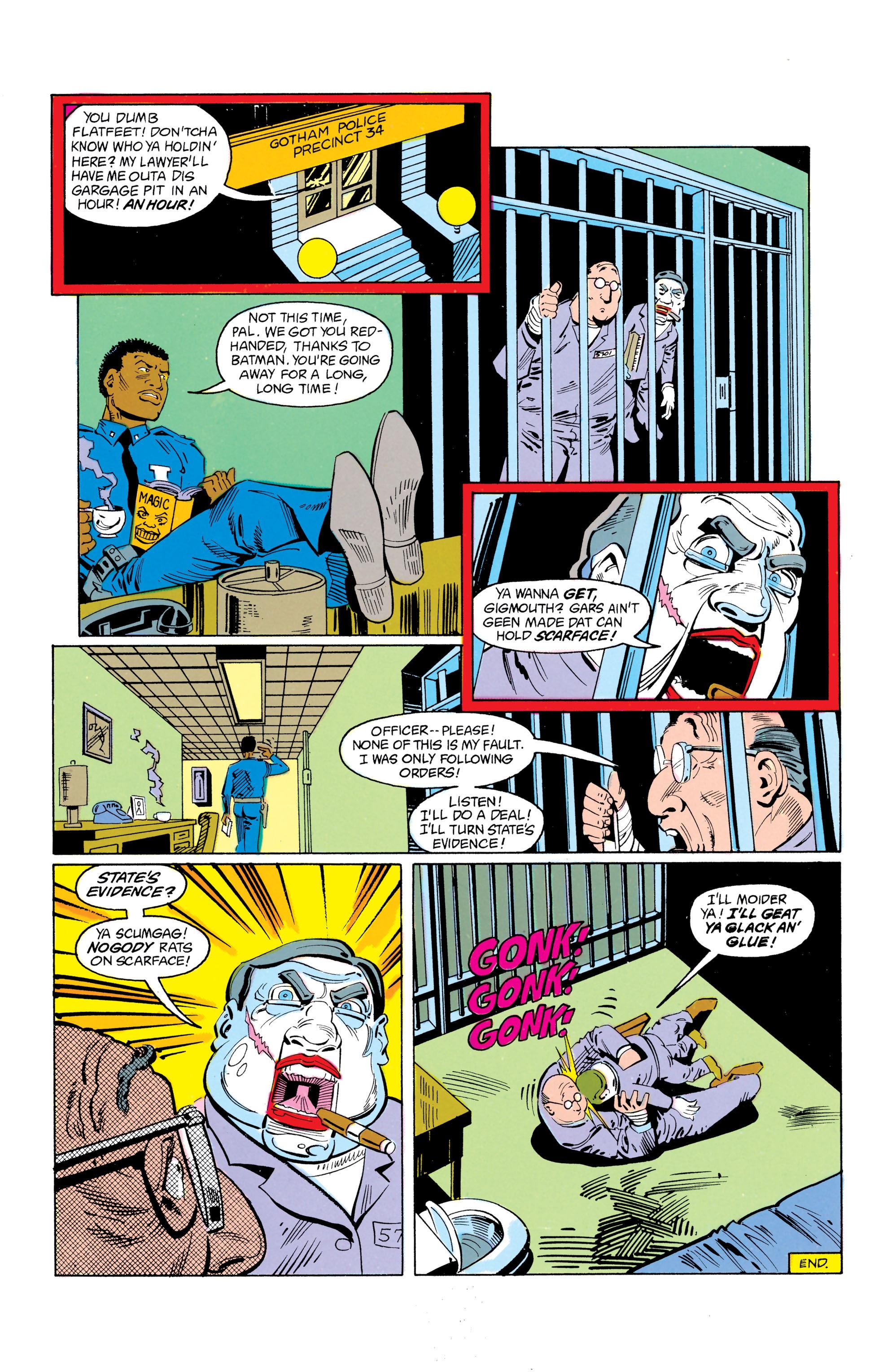 Detective Comics (1937) 584 Page 22
