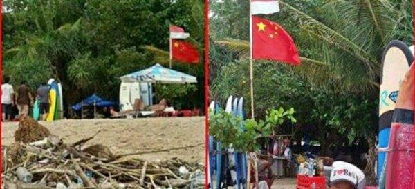 Bendera Cina Kembali Berkibar Dengan Bebas, Begini Sikap Tegas DPR