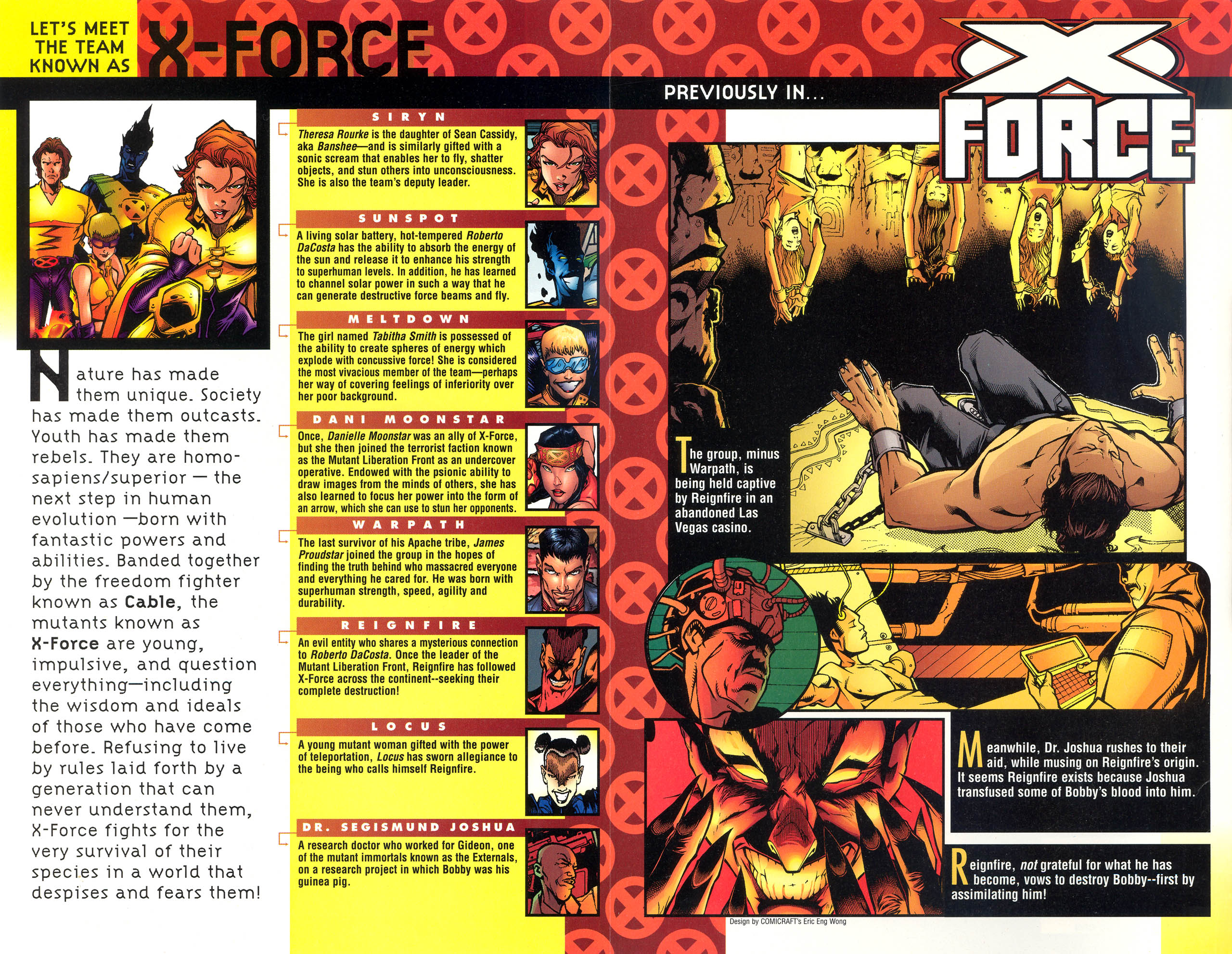 Read online X-Force (1991) comic -  Issue #80 - 3