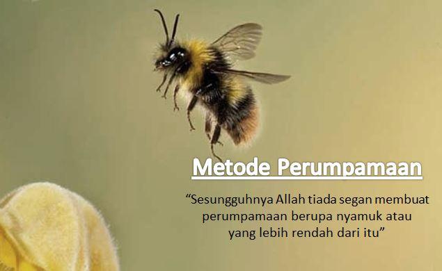 Metode Perumpamaan (Amtsal) dalam Islam