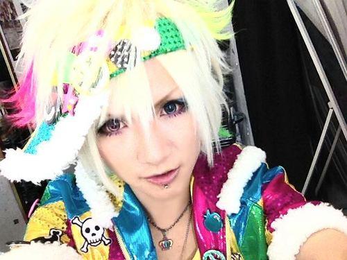 All Japanese Fashion Styles Glitter Puffs
