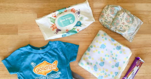 What to Pack for your First Infant Swim Lesson (and What Not To!)