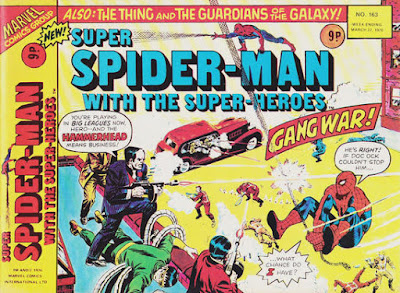 Super Spider-Man with the Super-Heroes #163