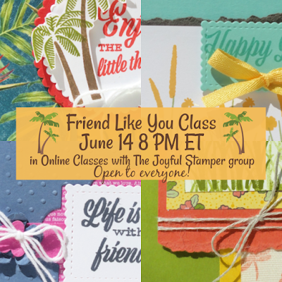friend like you stampin' up! online stamp classes facebook group nicole steele the joyful stamper independent stampin' up! demonstrator