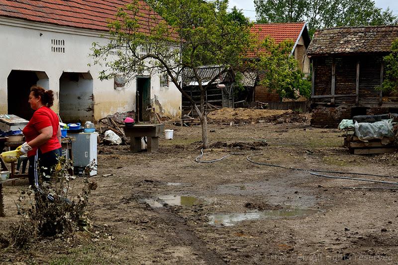 Alluvione Bijeljina Velino Selo