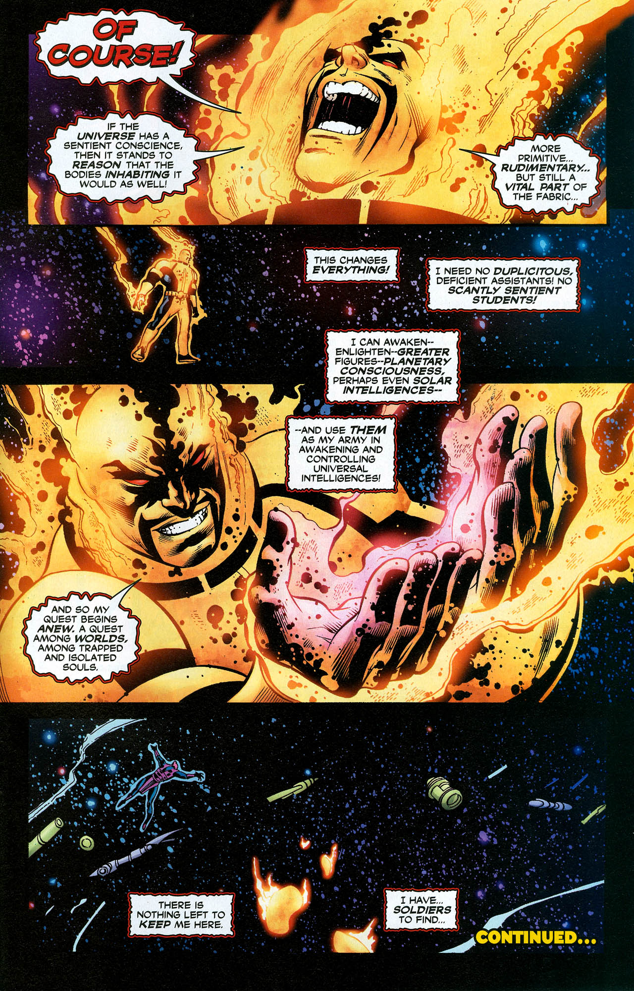 Read online Trinity (2008) comic -  Issue #20 - 33