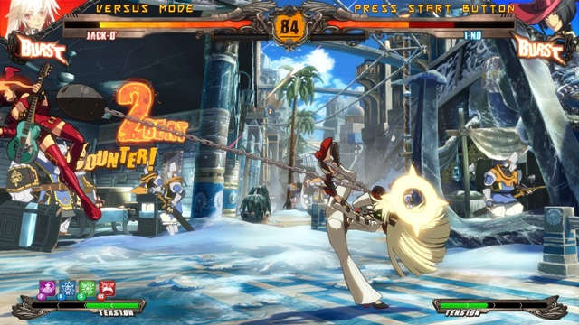 Guilty Gear Xrd -REVELATOR- PC Full