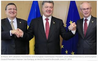 συμφωνία σύνδεσης ΕΕ - Ουκρανίας