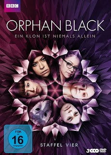Orphan Black, Cover Staffel 4