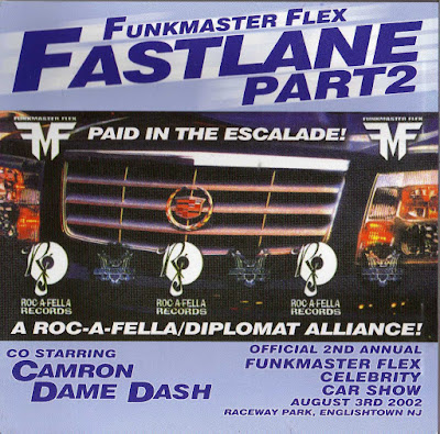 Funkmaster Flex – Fast Lane Part 2 (2002) (CD) (FLAC + 320 kbps)