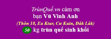 Trùn quế về xã Ea Ktur