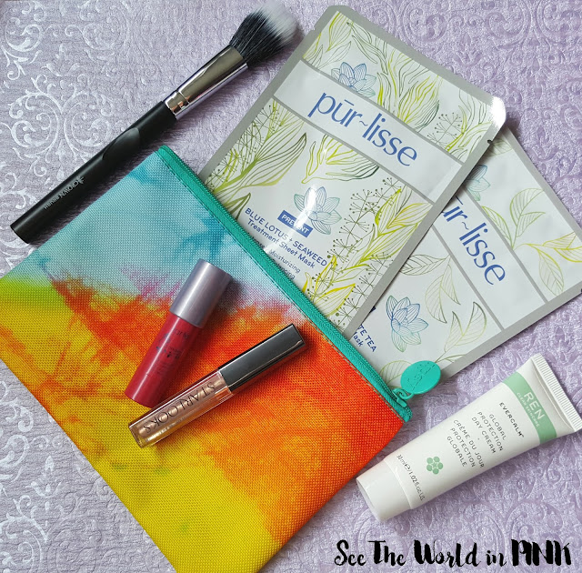 April 2016 Ipsy Glam Bag Review and Unboxing!
