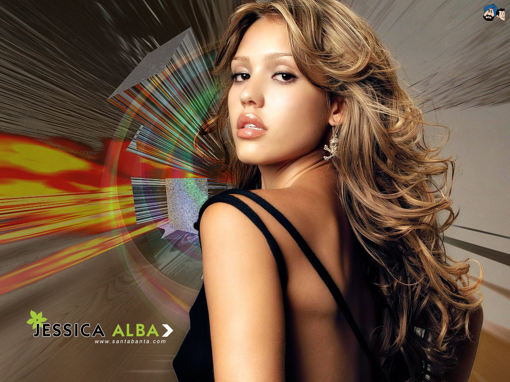"Celebrities: Holly Celebrity "" Jessica Alba"
