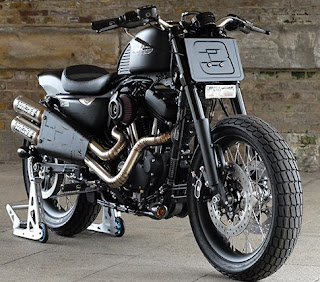 warrs super holigan flat track 1200 roadster by warrs front right