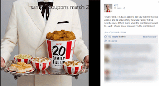Kfc coupons for march 2017