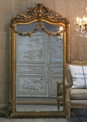 French Beauty Mark Mirror Mirror On The Wall