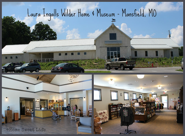 Laura Ingalls Wilder, Almonzo Wilder, Little House Books, road trip, Missouri