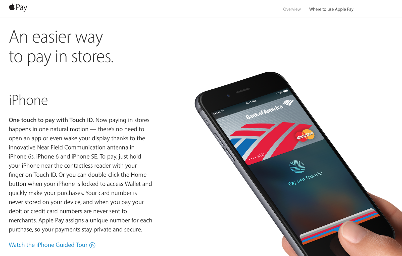 Apple Pay from website