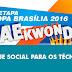 1ª ETAPA DA COPA BRASÍLIA 2016 (TRAJE SOCIAL PARA OS TÉCNICOS)