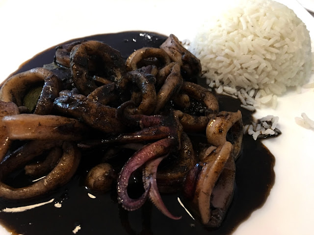 receta facil calamar