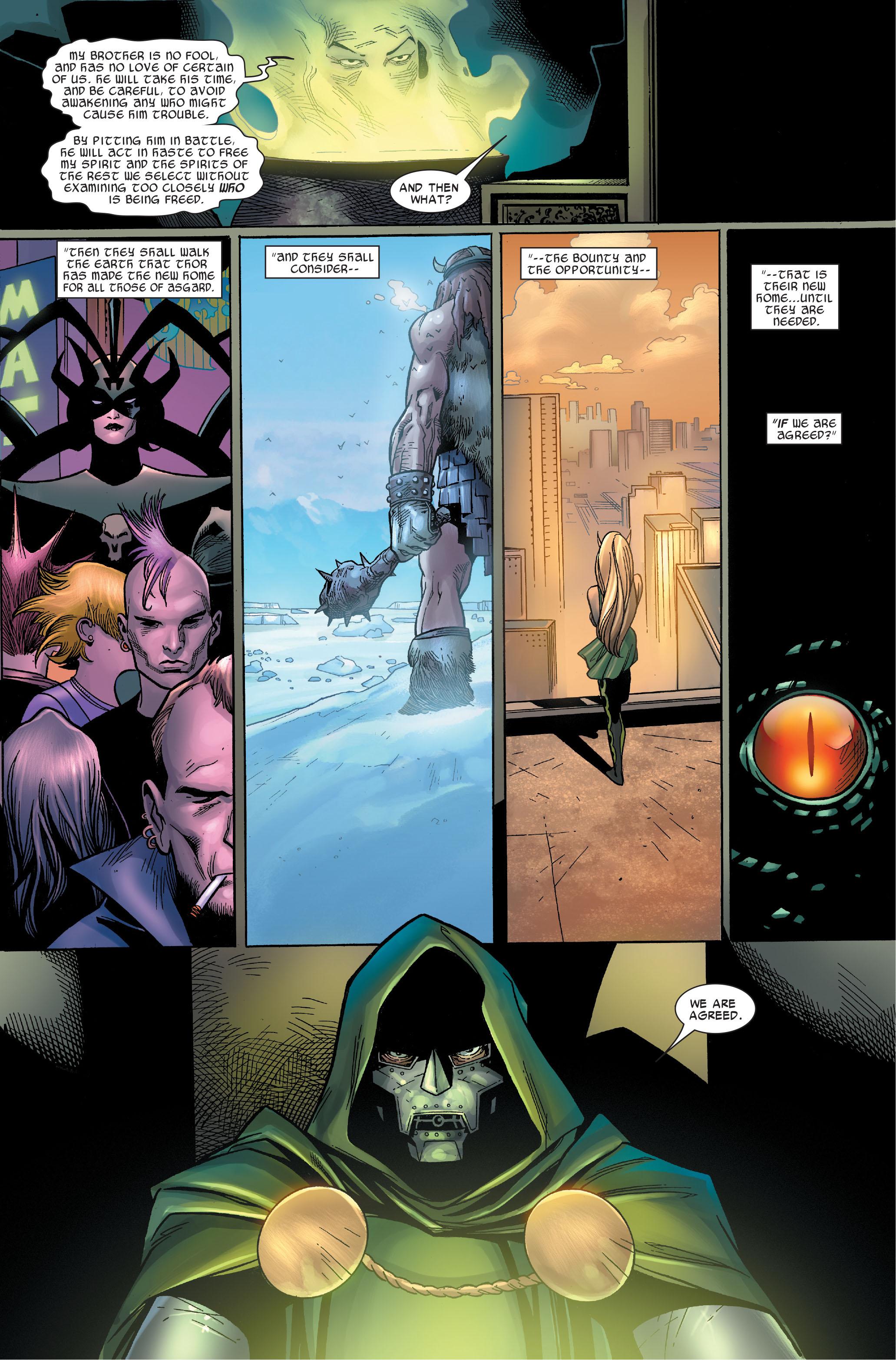Thor (2007) Issue #5 #5 - English 23