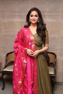 Actress Keerthi Suresh Beautiful HD Photos