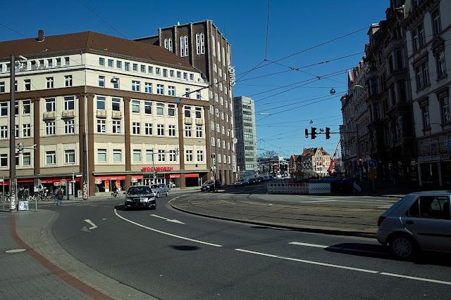 Anfahrt zum Capitol Hannover - Tickets
