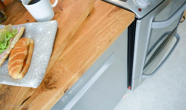 bosch astianpesukone massiivipuutaso keittio