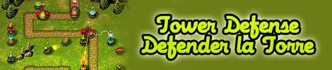 Juegos de Tower Defense