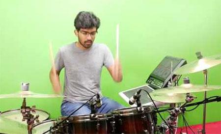Mersal Arasan Drum Cover