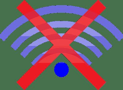 Koneksi jaringan wifi putus