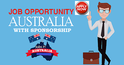 Jobs in Australia with Sponsorship